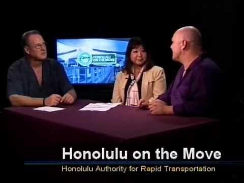 Honolulu On The Move - January 2013