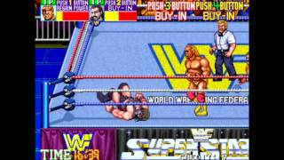 WWF WrestleFest Gameplay ::: 7outof10