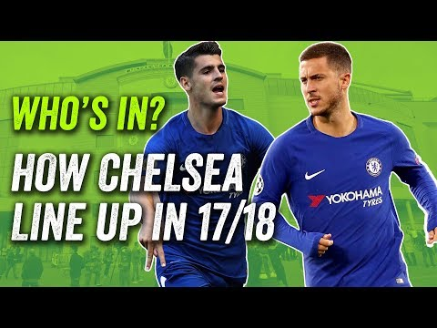 What is Chelsea's best XI? Hazard, Morata IN but Cahill, Moses OUT!