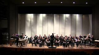 Symphonic Songs for Band by Bennett