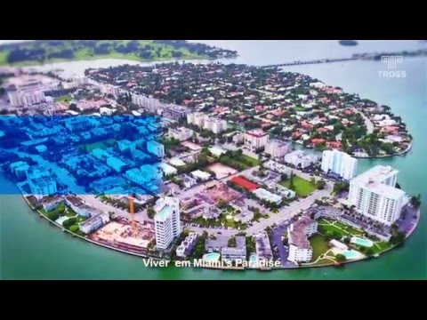 One by Tross, Pre construction in Bay Harbor Islands, Miami