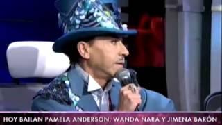 Showmatch 2011 - El jurado contra Alfano