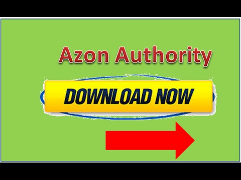 [Azon Authority review] Honest Azon authority review and $1,200 for azon authority bonus