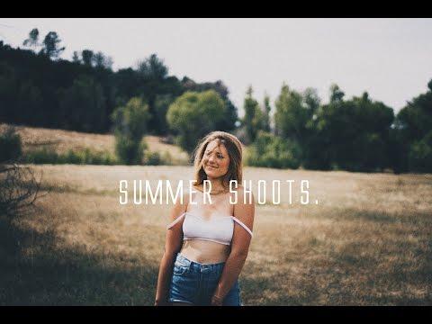 Summer Shoots with Jessie Hoagland