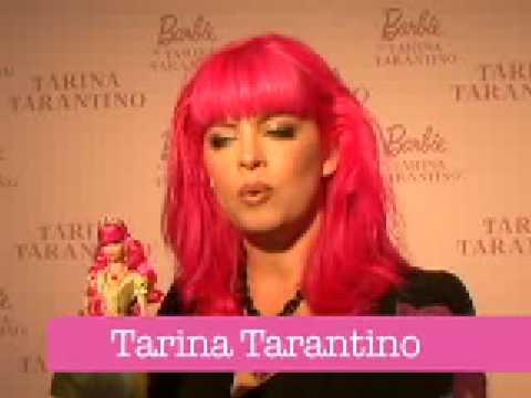 Tarina Tarantino talks about Barbie