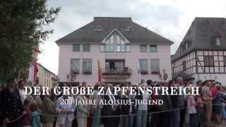 200 Jahre Aloisius-Jugend - Der Große Zapfenstreich