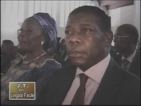 Arafat Commémoration Kasa vubu