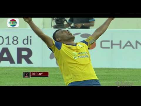 Piala Presiden 2018: Martapura FC (2) VS Barito Putera (4) - Highlight Goal dan Peluang