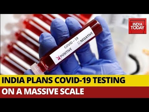 India Prepares For COVID-19 Testing On A Massive Scale | BREAKING NEWS