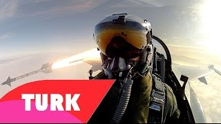 Turkish Air Force - Best Fighter Pilots in NATO - Air Wolves 2015
