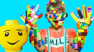 LEGO hands or what happened to me | Chiki-Piki