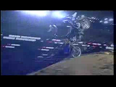 Jeremy Lusk Crash