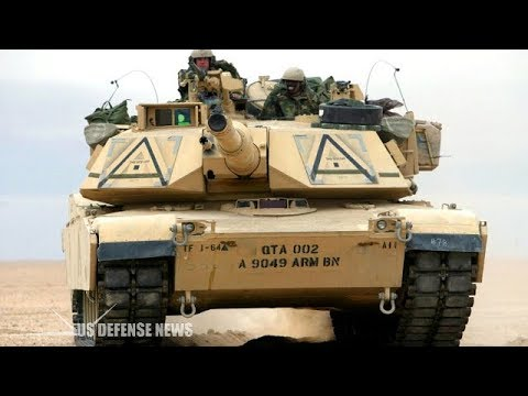 U.S. Army Receives First New Abrams Tank Prototype
