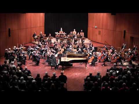 Brahms 1.Klavierkonzert d-moll, op. 15: I. Maestoso; Özgür Aydin