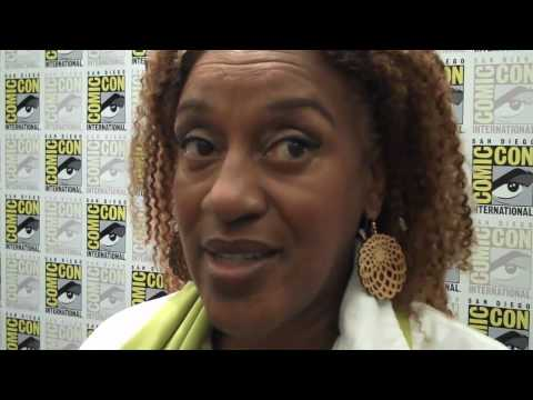 CCH Pounder of Warehouse 13