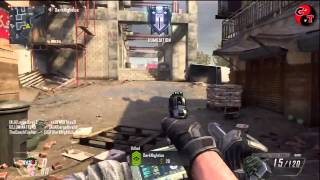 Annoying People On BLACK OPS 2! - Funny Gun Game Knife Reactions!