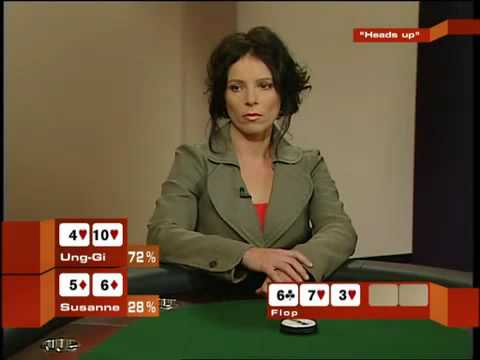 how to play heads-up in texas holdem