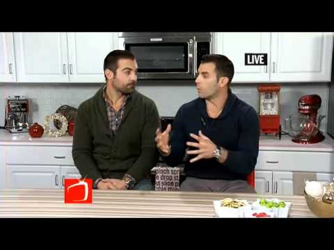Interview with HGTV's Kitchen Cousins Anthony Carrino and John ...