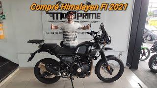 Compré una Himalayan FI Modelo 2021 PORQUE!?