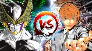 Dragon Ball Z Abridged: Cell Vs Light Yagami #CellGames | TeamFourStar