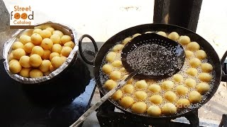 Hyderabad Street Food Mysore Bajji - Indian Street Food - Breakfast Recipes - Evening Snacks Recipes