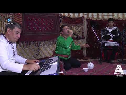 Bagtyyar Rozyyew - Geyme garany (Official Video - Janly ses)