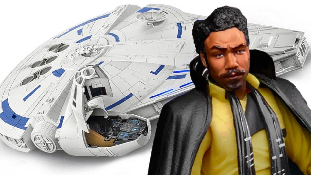 What The New Millennium Falcon Toys Tell Us About Solo – Up At Noon Live!