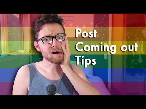 Post-Coming out Tips | Will Livingston