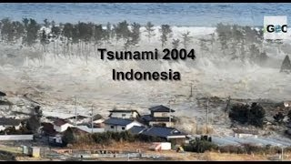 Tsunami Indonesia 2004, The Power of The Earth [igeoVision]