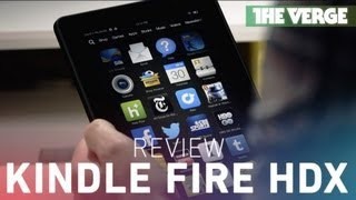 Kindle Fire HDX 7 review: way more than an ebook reader