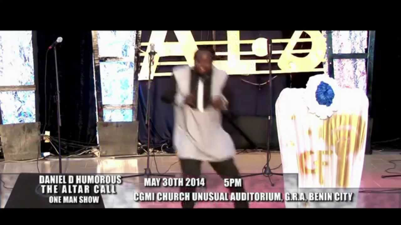 Download THE ALTAR CALL