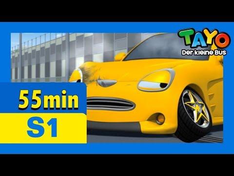 Tayo Der Kleine Bus Spielzeit 1 Zusammenstellung l Folge 21-26