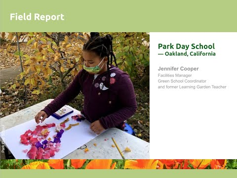 Outdoor Learning at Park Day School — Oakland, California