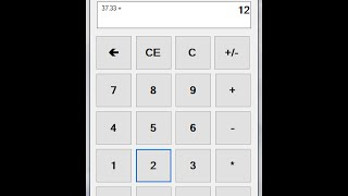 Visual C++ Calculator Tutorial with Decimal Point and Backspace