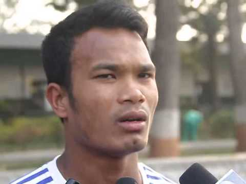 Bharat Khawas An Interview With Bharat Khawas By GoalNepalcom YouTube