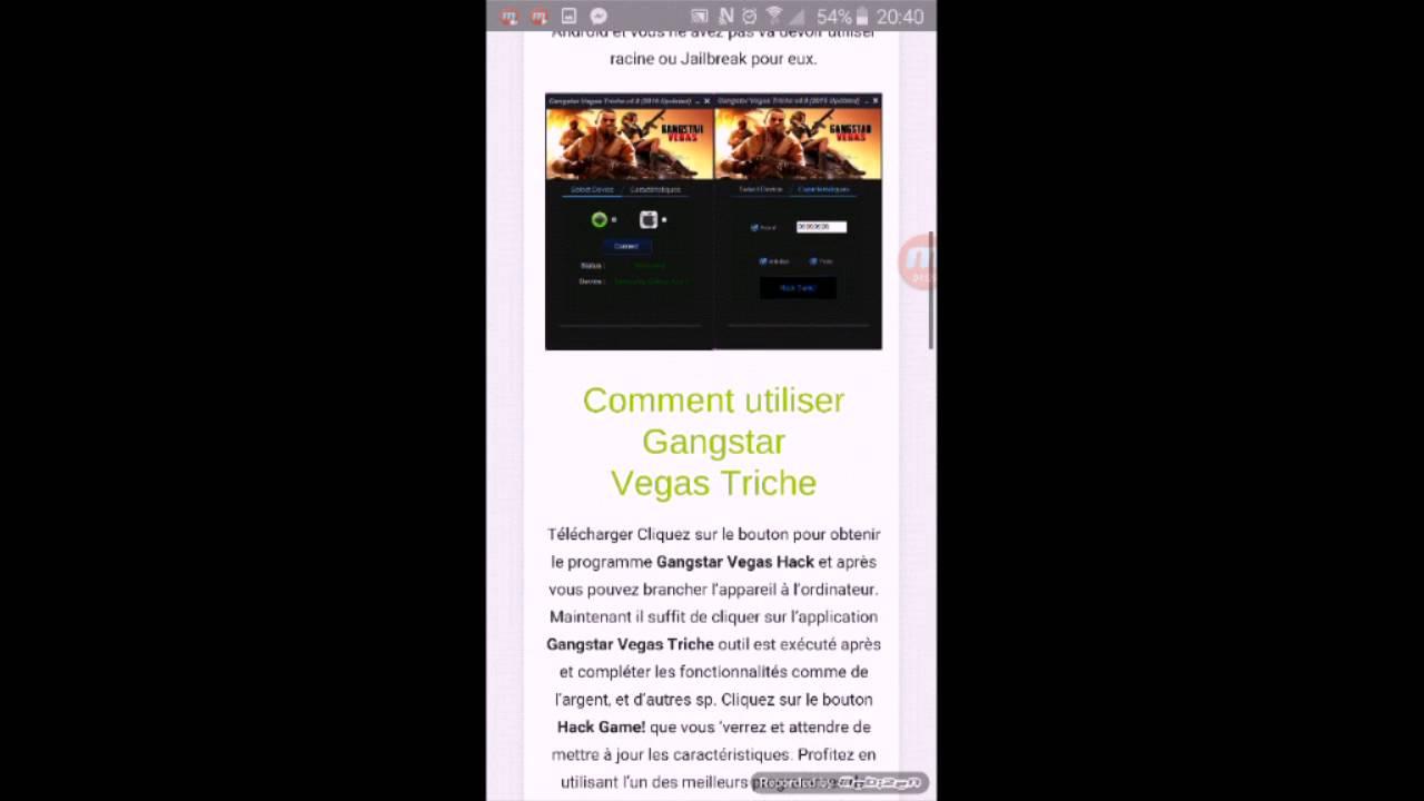 Brancher Vegas
