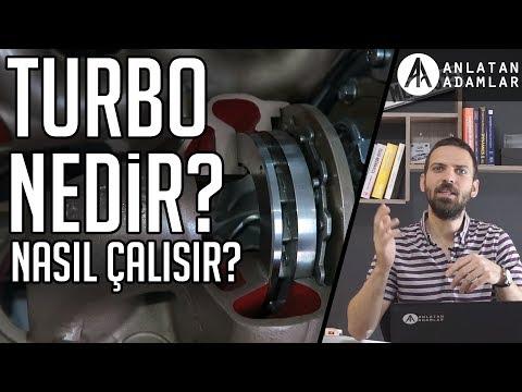 Ne Nedir? | Turbo Nedir? Nasıl Çalışır?