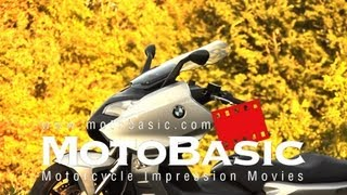 C600Sport (BMW/2012) バイク試乗レビュー BMW Maxiscooter C600 Sport Review