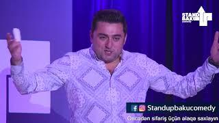 Müşfiq Şahverdiyev - OPEN MIC (Stand UP Baku - 3-cü şou)