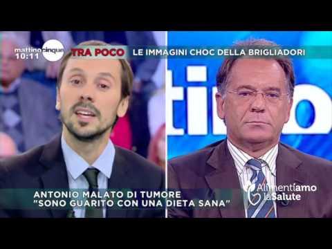 L'attacco di Cecchi Paone al Dr. Raniero Facchini a Mattino 5.