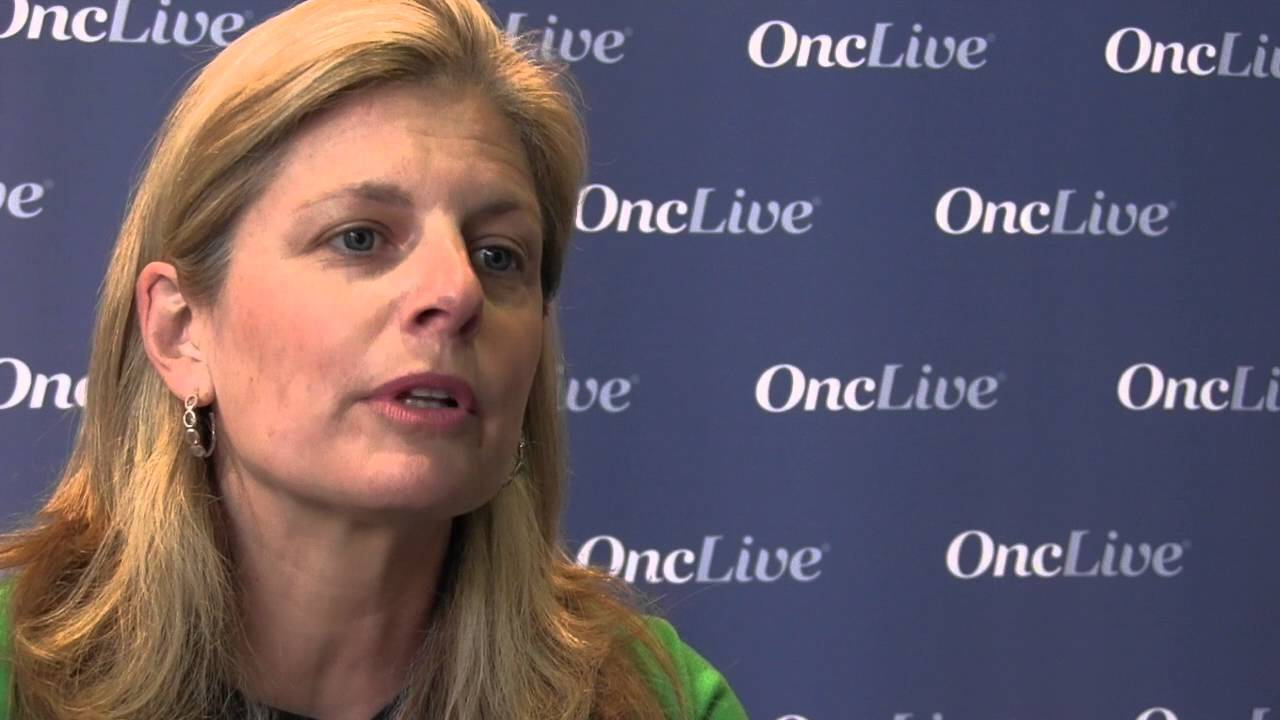 Meredith Buxton on I-SPY 2 Trial for HER2+ Breast Cancer