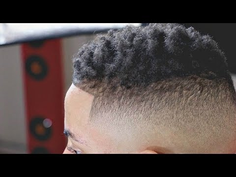 THE DOPEST BARBER TUTORIAL EVER