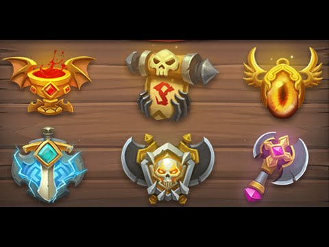 Castle Clash Artifacts and Hero Attributes Guide