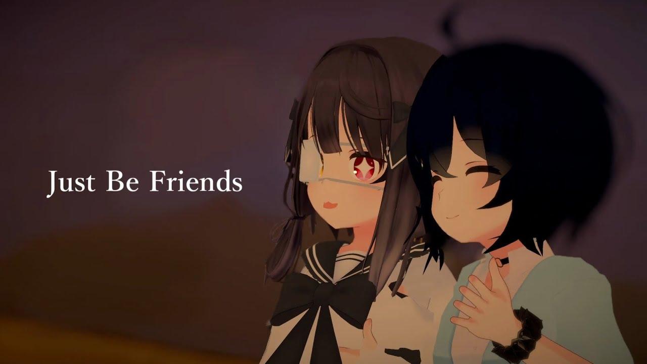 【あーるちゃんと】Just Be Friends-piano.ver- 歌ってみた【ボイチェン2人で】