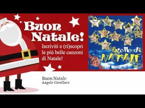 Angelo Cavallaro Buon Natale.Angelo Cavallaro Buon Natale Natale Youtube