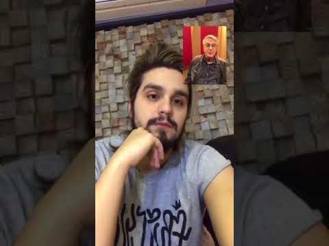 Luan Santana - Facebook (Live)