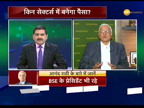 Watch: Exclusive conversation with Anand Rathi Financial Services Chairman Anand Rathi