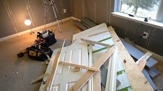 How NOT to Install Wainscot