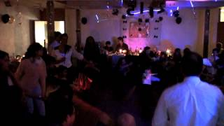 New year 2015 Org by party planners -Dance on hindi song - in suisse part 02