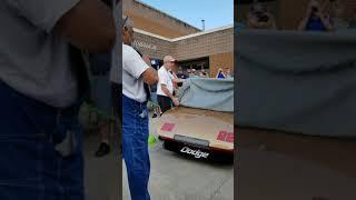 Tim Walker's Bobby Allison Dodge Daytona Recreation